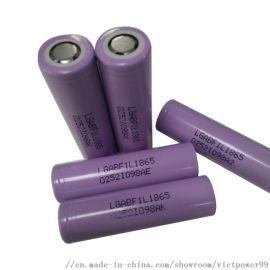 进口LG F1L18650锂电池 3350动力电芯