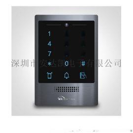 葫芦岛对讲门禁 蓝牙扫码手机视频对讲 对讲门禁特色