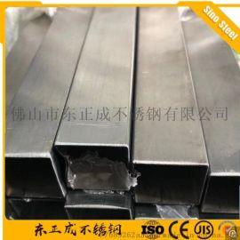 深圳304不锈钢方管现货,拉丝不锈钢方管报价