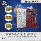 聚氨酯彈性體CPU滾筒包膠設備