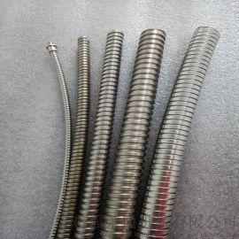 武安福莱通供应304双扣不锈钢软管 内径25穿线管