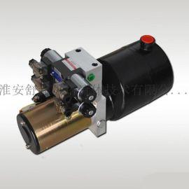 DC12V, 1.6KW, 6L, 2双作用电磁阀