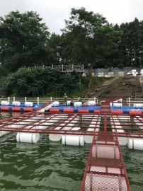 供应孵化网箱 钢结构养鱼网箱 福利 大鱼养殖网箱