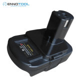 適用於利優比電動工具電池轉換器適配器BPS18RL