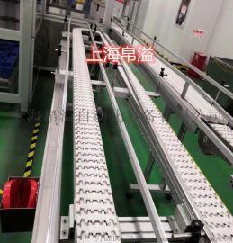 85V型柔性链板缓存输送线