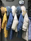 杭州高端女裝 品牌羽絨服代賣 尾貨走份批發可退換貨
