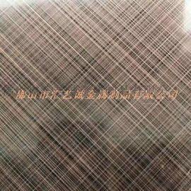 优质定制彩色不锈钢板 酒店装饰不锈钢板材 各种彩板