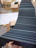 激光切割机风琴防护罩, 耐高温防火花风琴式防护罩