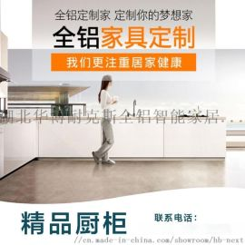 耐克斯全铝精品厨柜环保无甲醛