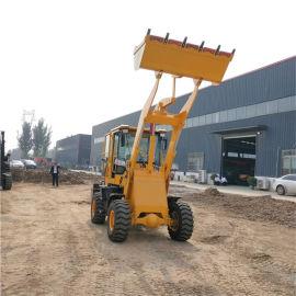 柴油四驱农用装载机 微型家用柴油建筑 华科机械
