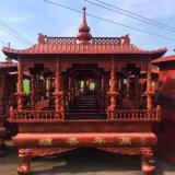 仿古露天寺廟鑄銅香爐定製 長方銅香爐生產廠家