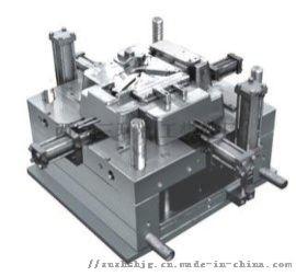 西安加工塑料注塑模具  塑胶模具设计制造