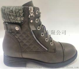 女靴,PU女靴,外贸出口女靴,欧  靴,休闲女靴