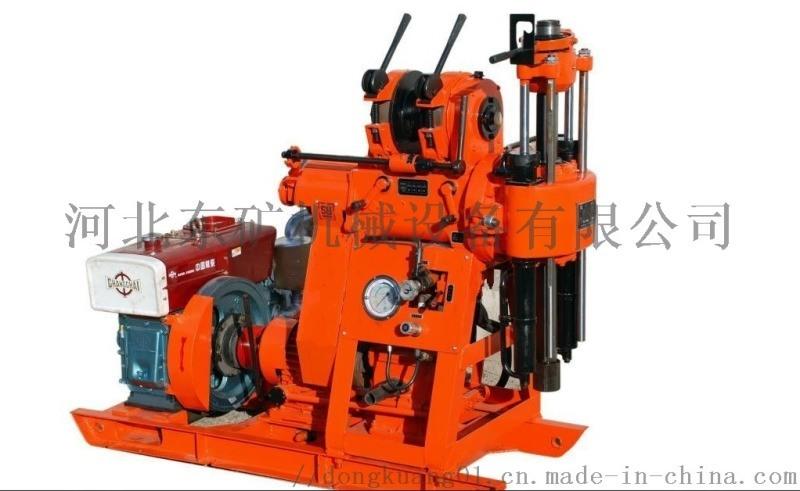 XY-1地質岩心鑽機-石家莊小型鑽機
