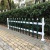草地防護圍欄@黃岡草坪護欄柵欄@塑鋼護欄防護欄