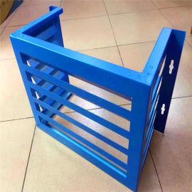 铝合金空调罩中式风格 金属铝板欧式空调罩铝板