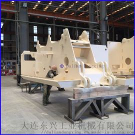 矿用车架  焊接  组装