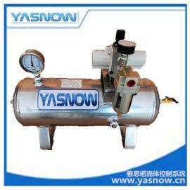SMC压缩空气增压泵 模具注塑机  增压泵