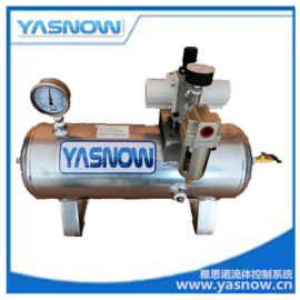 SMC压缩空气增压泵 模具注塑机专用增压泵