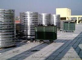 中小型工厂热泵热水工程厂家 工厂专用空气能热水器
