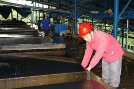 江西矿山设备6-s摇床选矿摇床玻璃钢88槽通用摇床