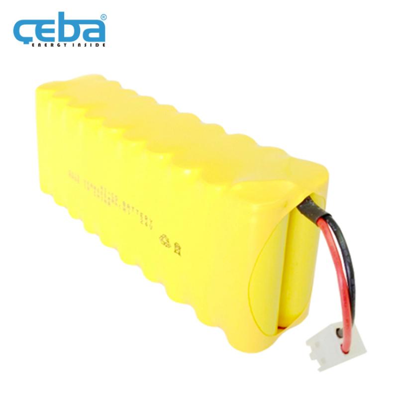 2x10AA镍镉电池组照明设备NICD电池组24V