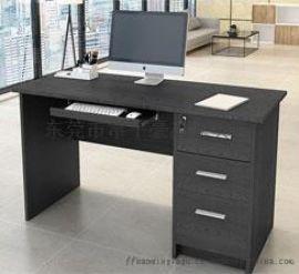 公司财务办公桌 单人台式电脑桌简约家用学生书桌