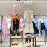 乐町2020夏季女装品牌折扣杂款包走份广州十三行女装尾货批发