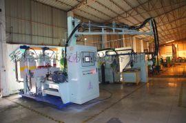 生产销售 PU高压发泡机,定制双色聚氨酯高压发泡机