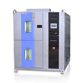 摄像头低温冷热温度冲击试验箱,水平式冷热冲击试验箱