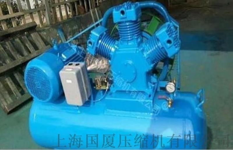 國廈3立方30公斤PET吹瓶高壓空壓機