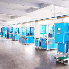 分度盘筛选机 精密CCD光学筛选机 光学影像筛选机