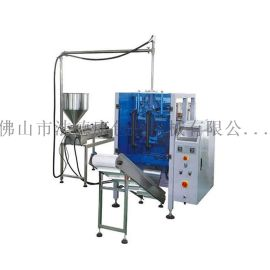 袋装液体灌装机,全自动酱料包装机,多功能卤料包装机