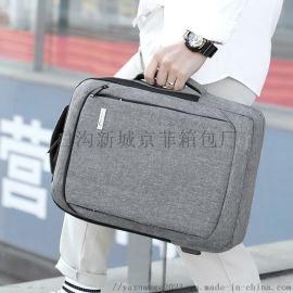 双肩包都市休闲男女商务电脑包学院书包旅行背包