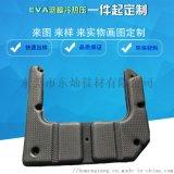 EVA背包复合模压成型高发泡彩色可定做