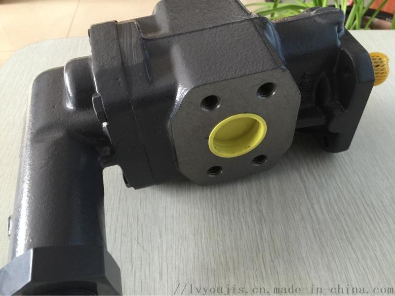 鑄鐵齒輪泵KF25RF1 KF25RF3裝卸機油泵