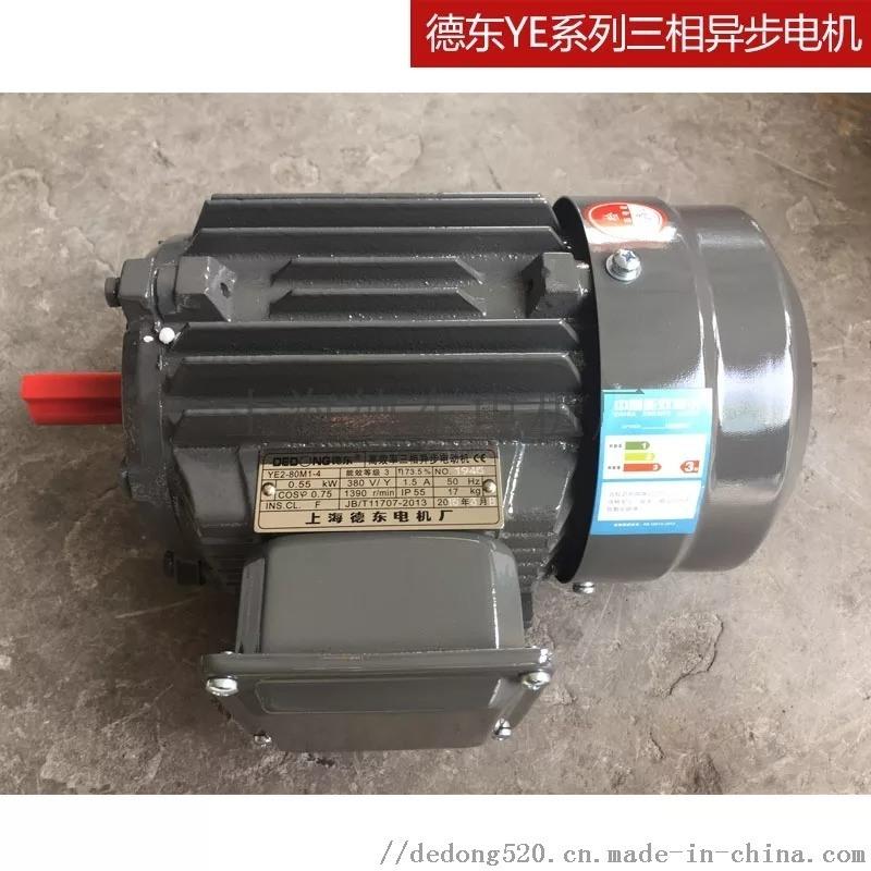 德东量大从优YE2-100L-8  0.75KW
