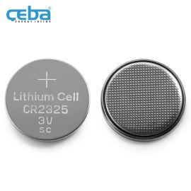 CR2325锂氧化锰纽扣电池电脑主板门闸遥控器电池