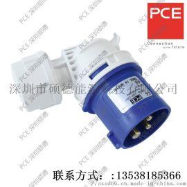 PCE工业插头 可旋转角度插头 8013-6