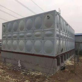 不锈钢组合式水箱 生活用水箱