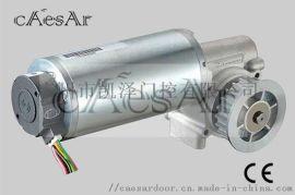 广州凯撒ES200自动感应平移门德恩科电机