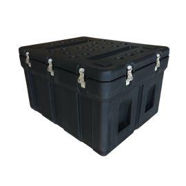 三军行RS850滚塑安全防护箱 拉练装载物资箱