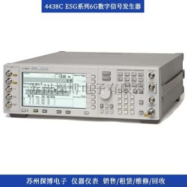 Agilent E4438C 6G数字信号发生器
