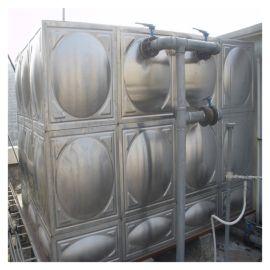 霈凯环保 不锈钢除氧水箱 装配式钢板水箱