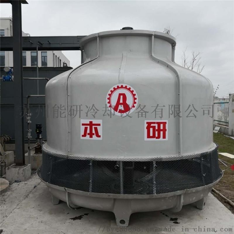 上海圓形逆流開式高溫冷卻水塔-湖南玻璃鋼原材料PP填料冷水塔