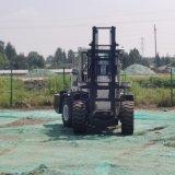 沃特机械 3吨5吨越野叉车 叉车门架带倾翻侧移