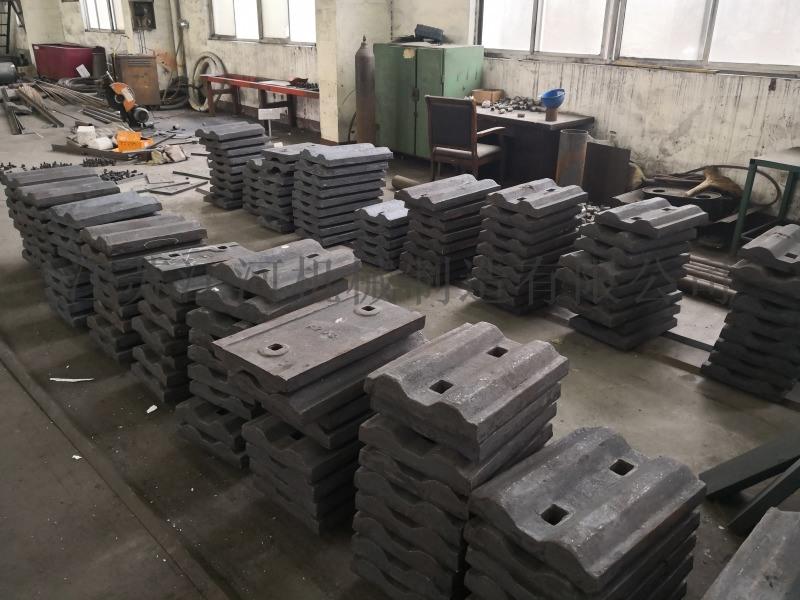 陕西高耐磨煤仓衬板 江苏江河机械 复合破碎机衬板