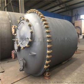 新疆乌鲁木齐电加热搪瓷反应釜 河南1吨搪瓷反应釜厂