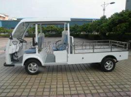 朗晴LQF120双排载货玻璃钢平板车身货车货车