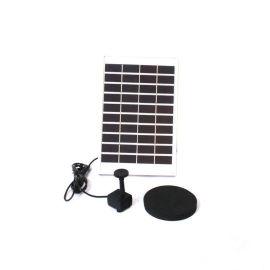 10V5W太阳能喷泉太阳能微型水泵